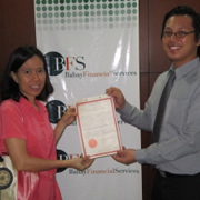 BFS Makes Homeownership Possible for Elena Dimabayao