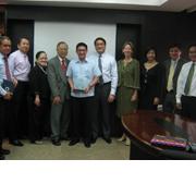 Balikatan Housing fetes former NHMFC President Jopet Sison