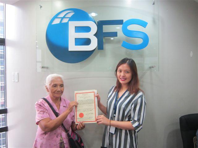 BFS nakikipagtulungan sa mga Balikatan borrower