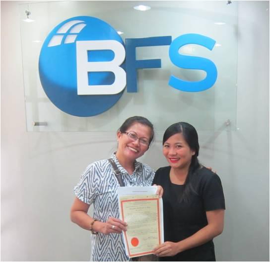 BFS Happy Homeowner