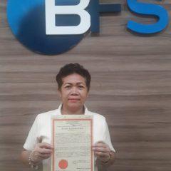 Teacher finally owns property through BFS